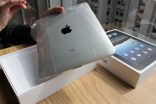 Обзор Apple iPad (64GB)
