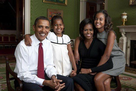Мишель Обама: моим дочкам не нужен Facebook