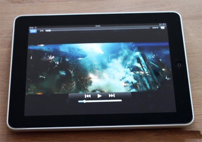 iPad обзор