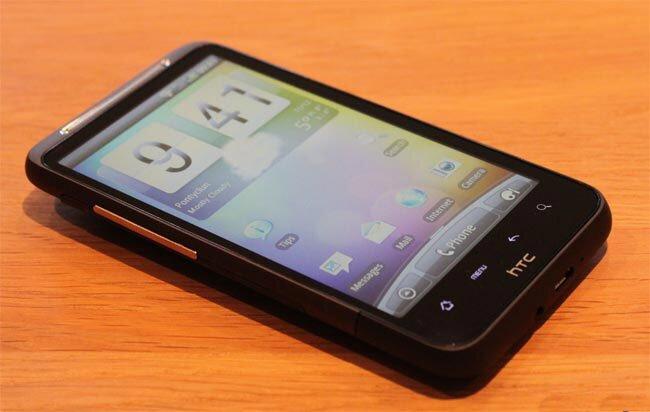 HTC Desire HD Обзор