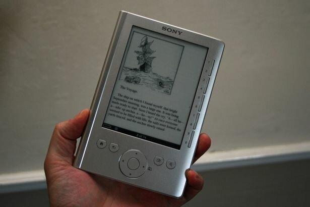 устройства для чтения электронных книг цены