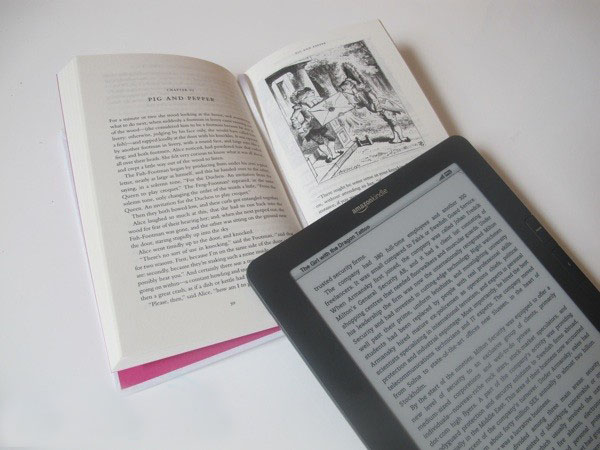 Amazon Kindle DX обзор