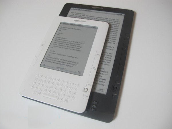 Электронная книга Amazon Kindle DX купить