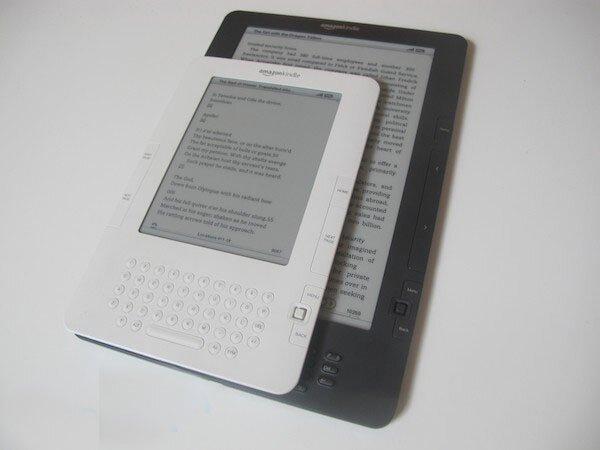 Электронная книга Amazon Kindle DX купить