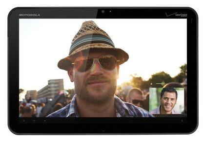 Обзор Motorola Xoom