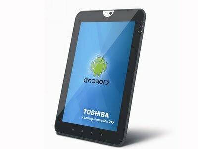 Отзыв Toshiba Tablet