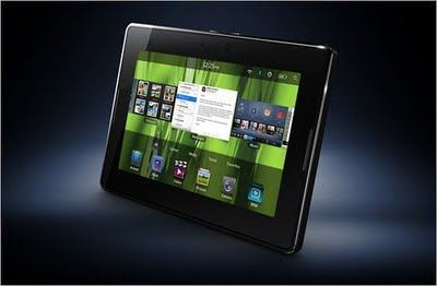 Отзыв BlackBerry PlayBook