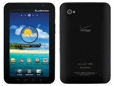 Отзыв Samsung Galaxy Tab