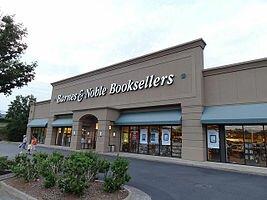 Книжный магазин Barnes & Noble store в Winston Salem, Северная Каролина
