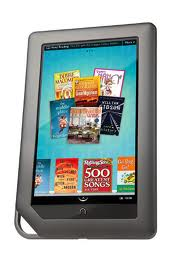 Barnes & Noble Nook Color обзор