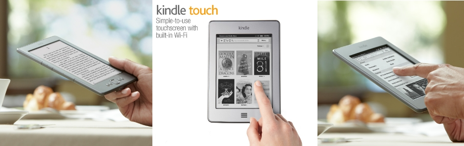 Новые Amazon Kindle