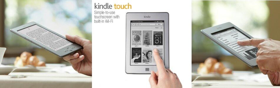 Новые Amazon Kindle