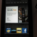 фотографии Kindle Fire
