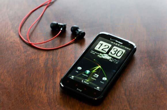 Обзор HTC Rezound: новый смартфон с тайванскими традициями