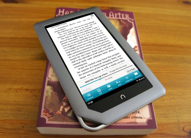 Nook Tablet Обзор