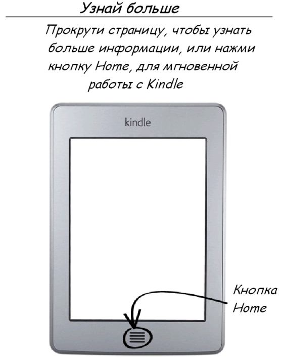 Kindle Touch Мануал