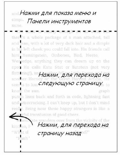kindle touch инструкция на русском языке