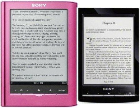 LRF конвертер для Sony PRS