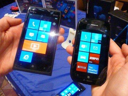Nokia Lumia 900 цена