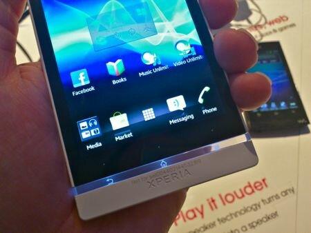 Sony Xperia S характеристики