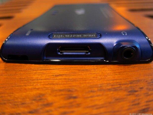 Обзор Sony Walkman Z-серии
