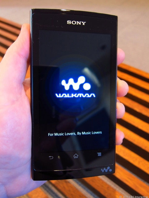 Обзор Sony Walkman Z-серии