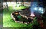 Ландшафтное освещение помогает создавать удивительные вещи. Талант воображения дизайнера вкупе с передовыми технологиями, разрушают серую невыразительность и создают таинственное видение, освещение-аттракцион. Ландшафтное освещение помогает не только подчеркнуть красоту ночного сада, […]