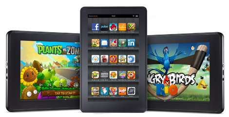 Обзор Amazon Kindle Fire