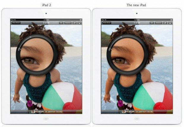 Обзор iPad 3