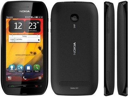 Завсила Nokia 603 Описание Hard Reset и Soft Reset