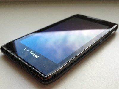 Обзор Motorola Droid Razr Maxx