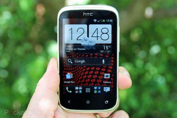 HTC Desire C Обзор