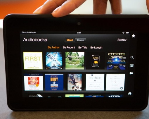Amazon Kindle Fire HD отзывы