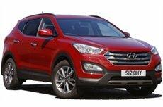 Hyundai Santa Fe обзор
