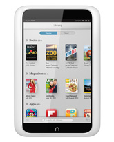 Обзор Barnes & Noble Nook HD