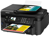 принтер-Epson WorkForce WF-3520