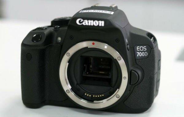 Canon EOS 700D Обзор