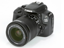 Canon 100D  Rebel SL1