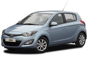 Hyundai i20 1.1 CRDi Blue 2014
