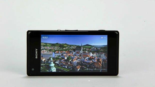 недорогой смартфон Sony Xperia M