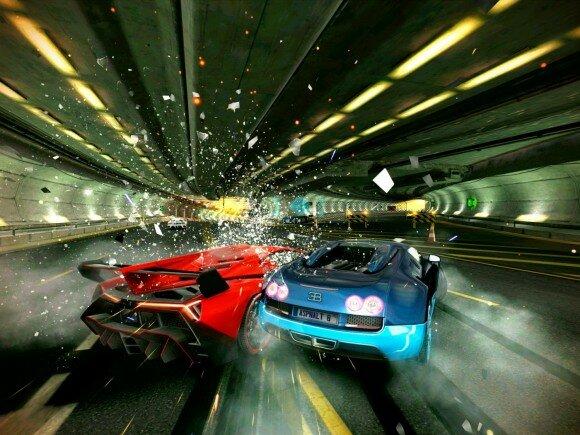 игра для ipad 2014 Asphalt 8: Airborne