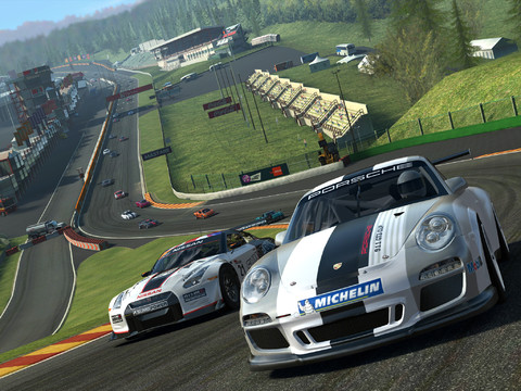 игра для ipad 2014 Real Racing 3