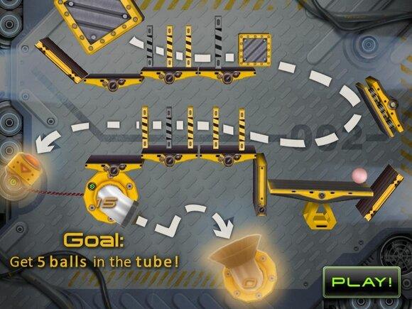 игра для ipad 2014 TinkerBox