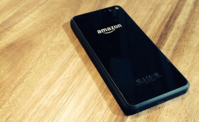 Amazon Fire Phone Обзор