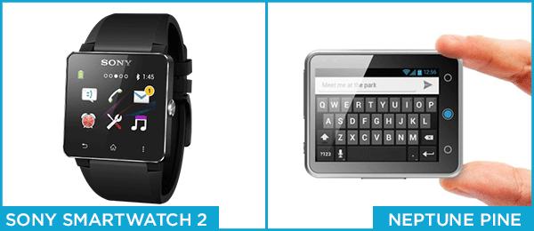 Как Выбрать Умные-Часы в 2014 Году Кнопки против жестов