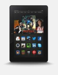 Лучшие Дешевые Планшеты 2014 Года Amazon Kindle Fire HDX 7