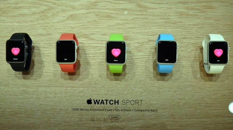 Apple Watch Обзор Apple Презентовала Свои Первые Умные Часы