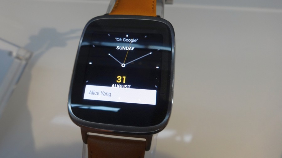 умные часы Asus ZenWatch WI500Q Обзор