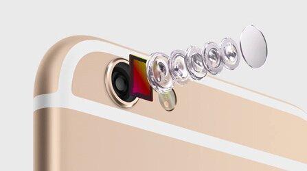 Обновление камеры iPhone 6