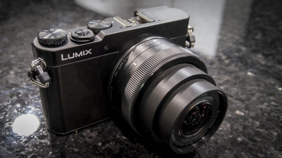 Panasonic Lumix GM5 Диск режимов